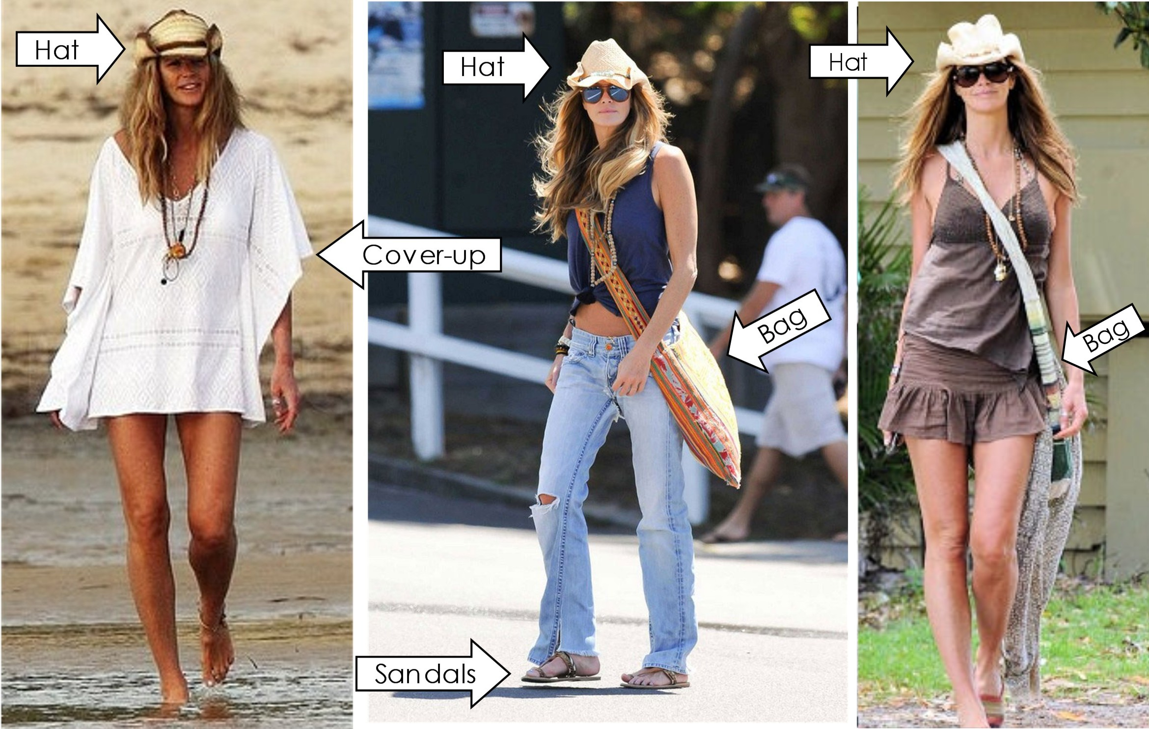 What to Wear to the Beach  A Copycat s Guide  4d814cc5f57