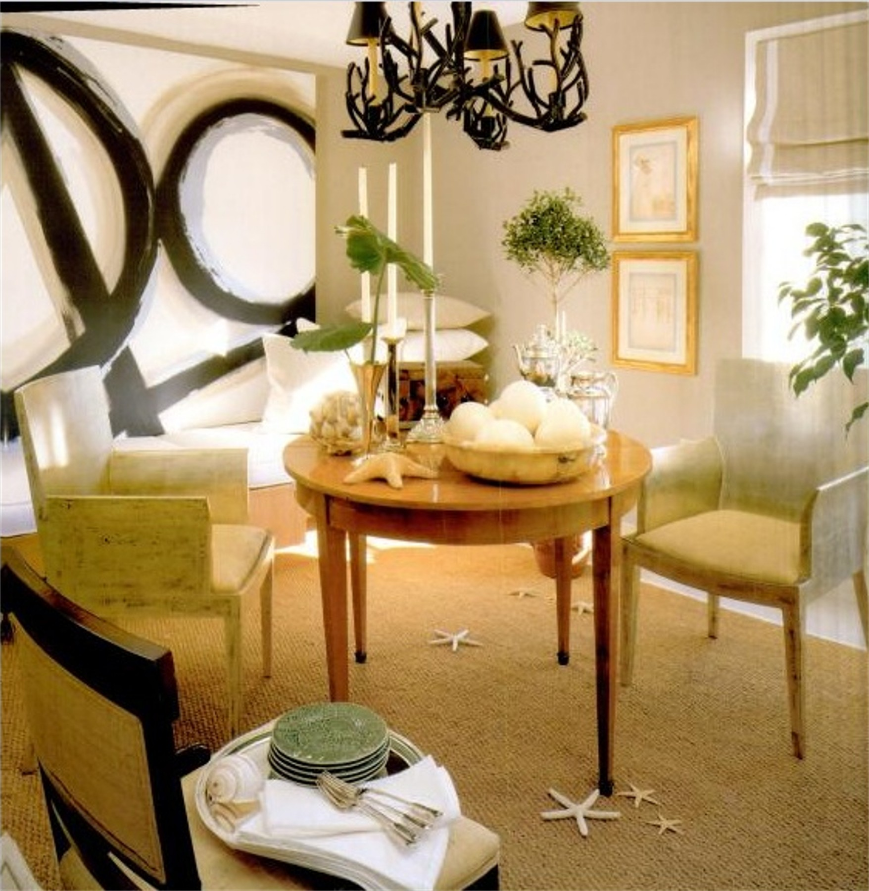 Fresh and relevant today interior design