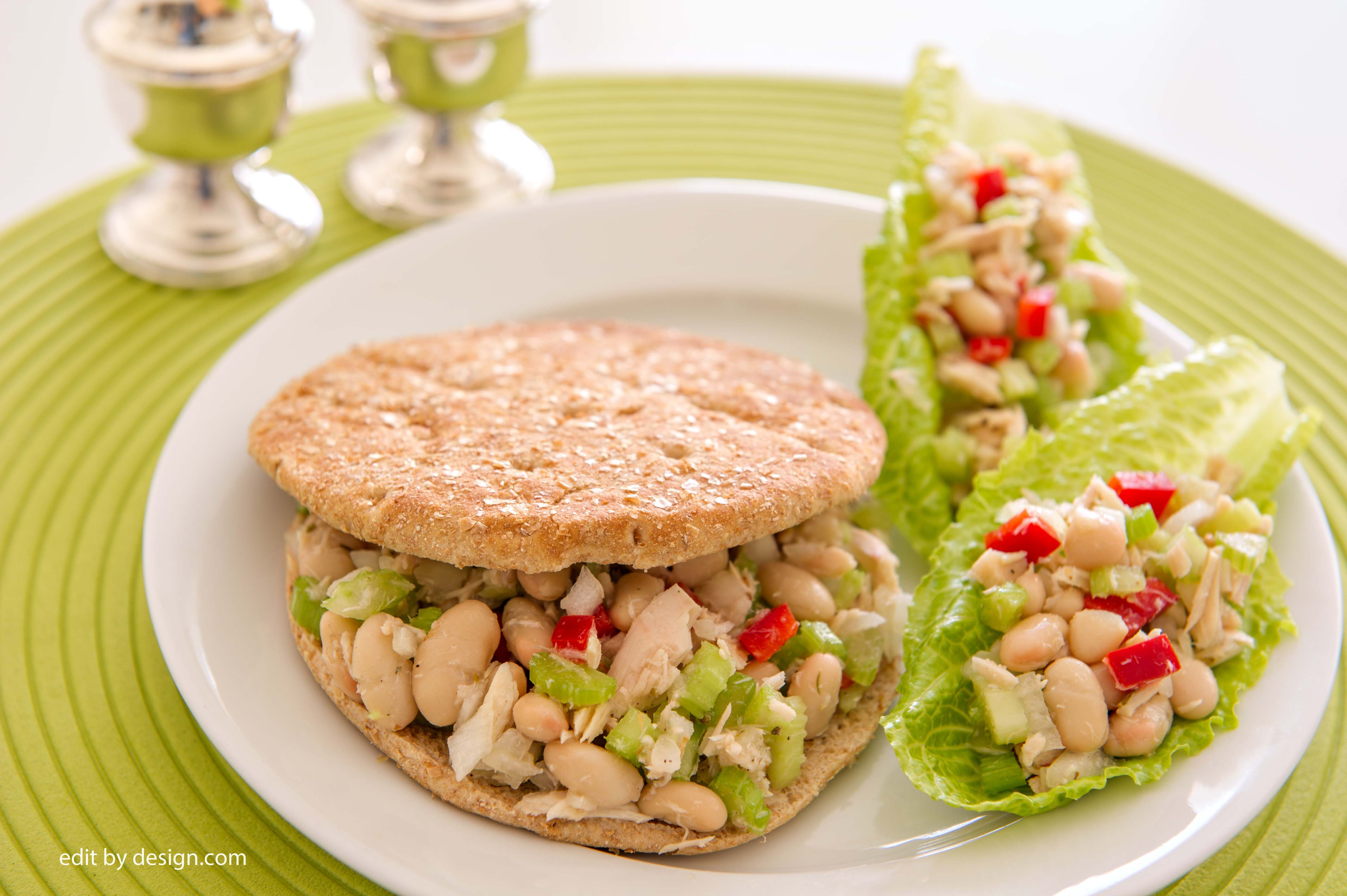 Fast Diet Recipe: Tuna and White Bean Salad | Edit by Design
