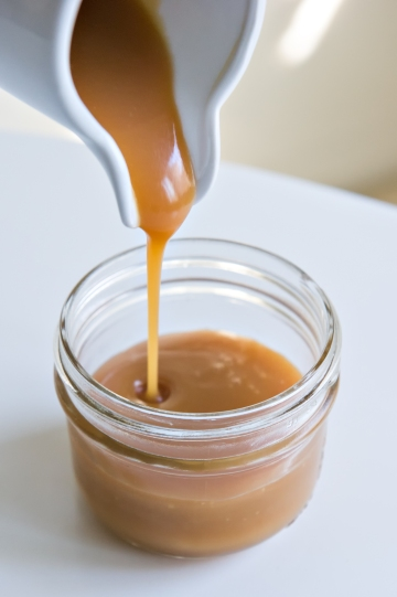 Favorite Salted Caramel Sauce | Edit by Design