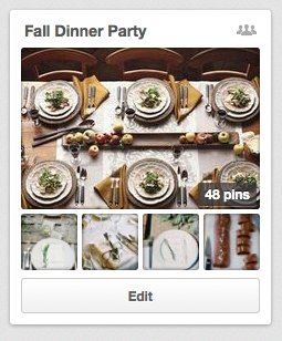 Fall Fete Pinterest board | Edit by Design