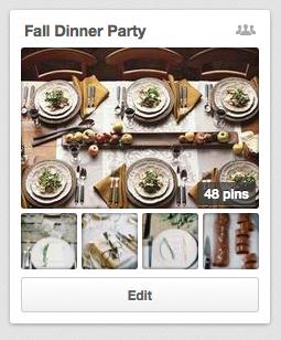 Fall Fete Pinterest board | Edit by Design