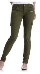 No Boundaries Juniors Skinny Cargo Pants | via editbydesign.com